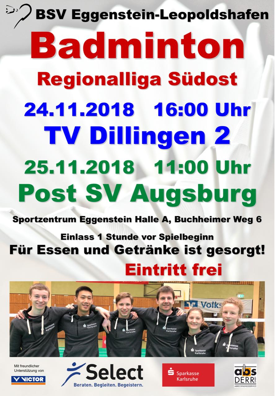Anstehender Heimspieltag BSV 1