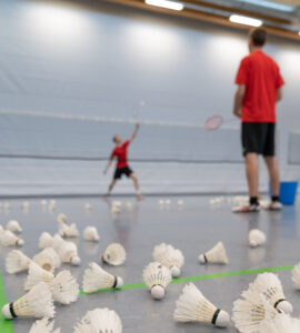 Badminton Kurse